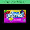 Berry Awesome Lemonhead