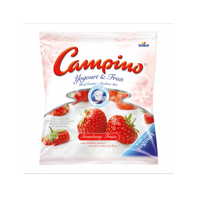 Campino Strawberry & Yoghurt