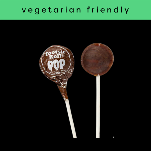 Chocolate Tootsie Pop