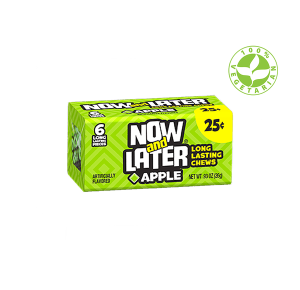 Now and Later - Chewy Apple