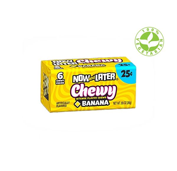 Now and Later - Chewy Banana
