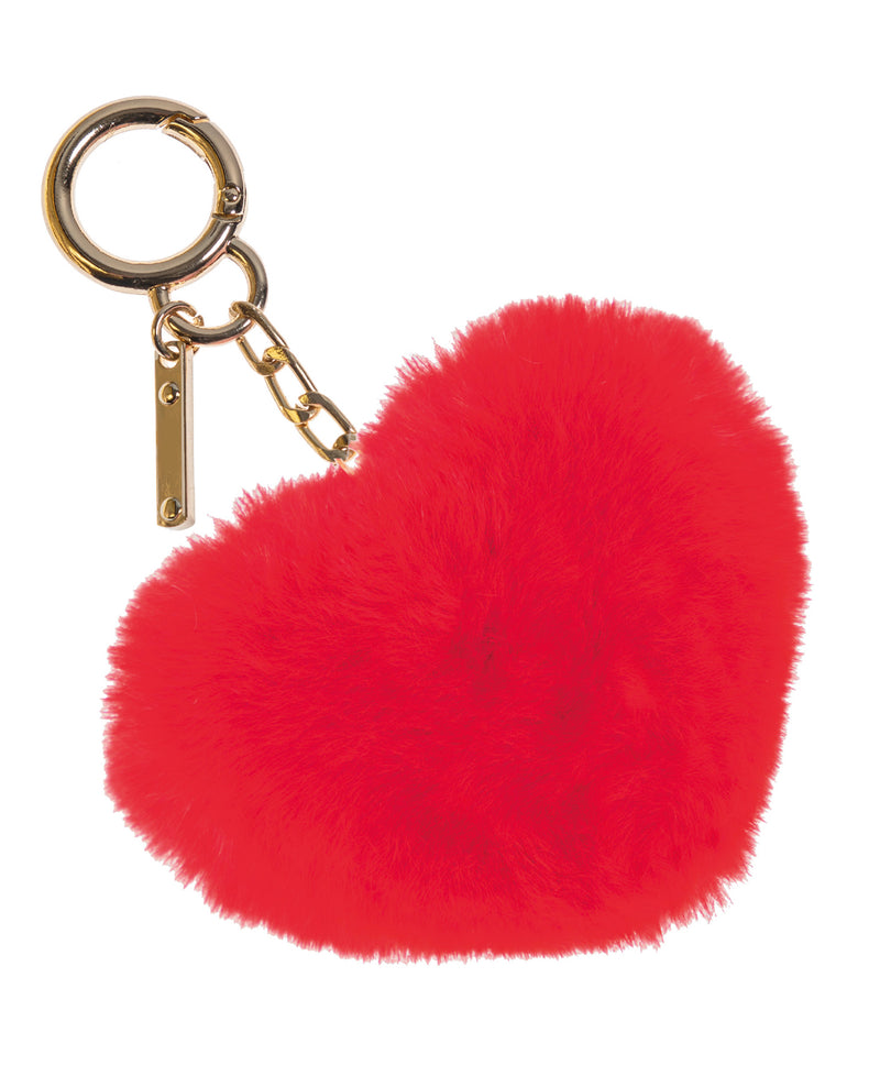 Dreams and Love Pom Pom Key Chain