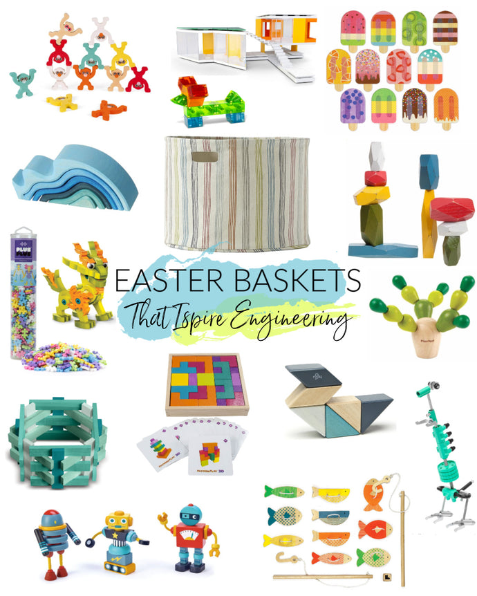 Easter Baskets That Inspire Engineering