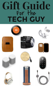 GIFT GUIDE: For the Tech Guy