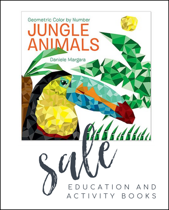 Educational and Activity Book Sale