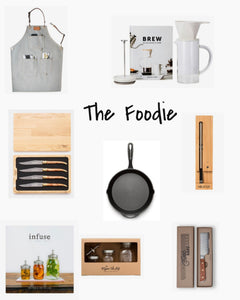 GIFT GUIDE FOR GUYS: Who Like to Cook