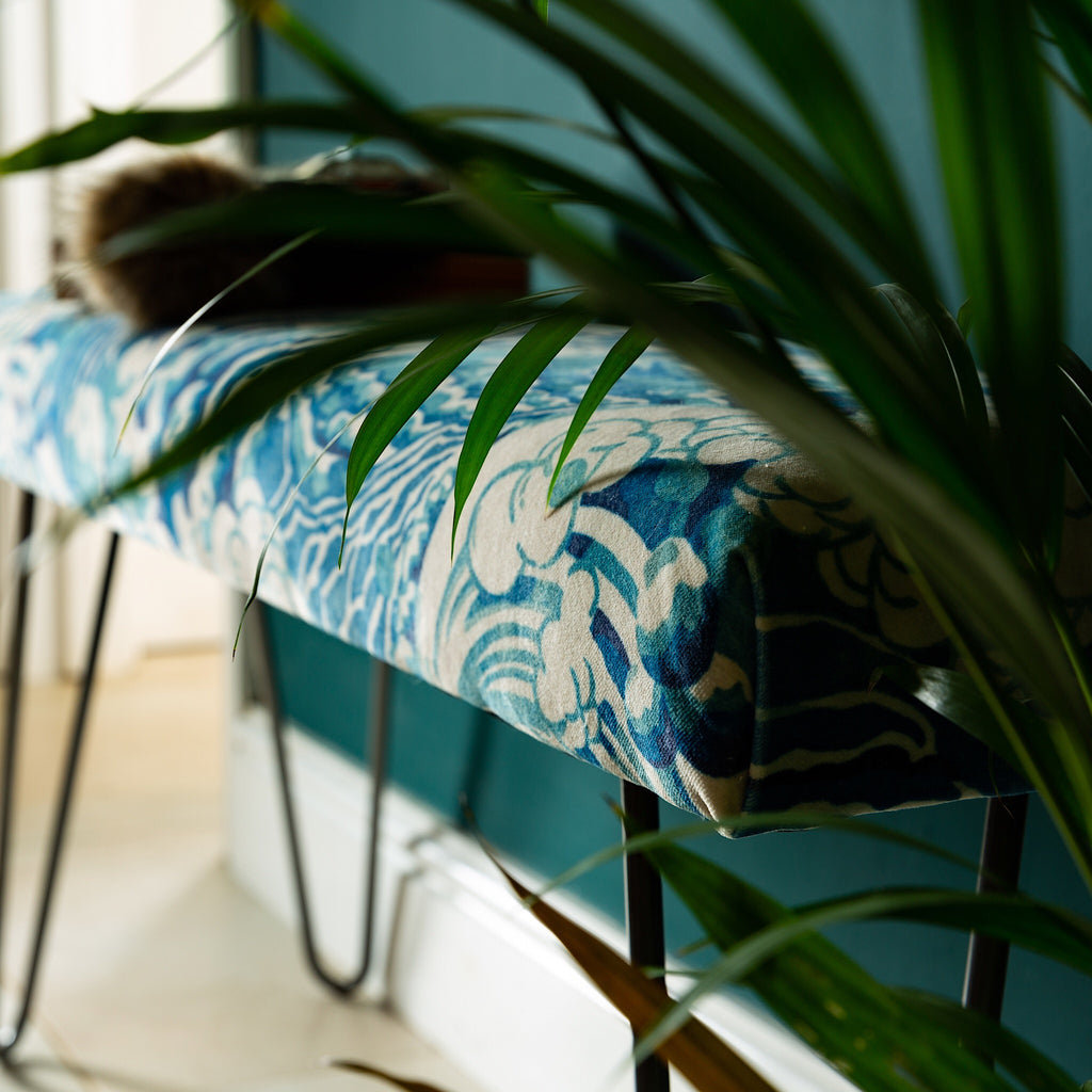 Gone with the waves! A DueBench with personality - ZziniHome
