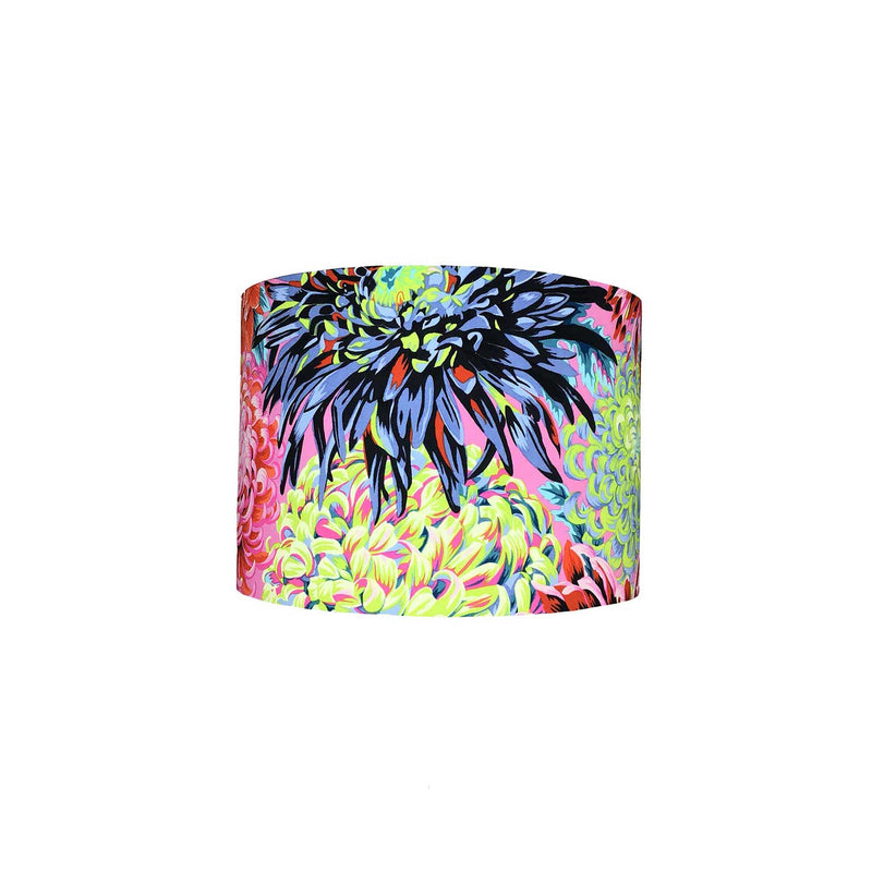 Bold, Bright and Beautiful Bloom for your Lamp Shade