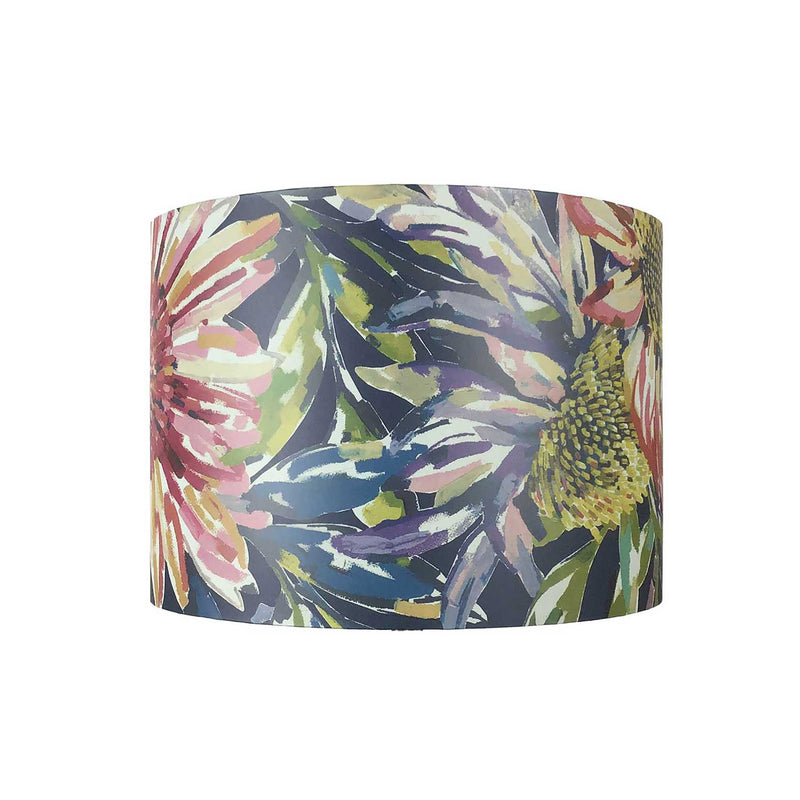 Lamp Shade in a Bold Flower Botanical Pattern - ZziniHome