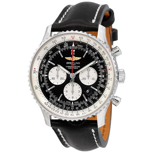 BREITLING STYLISH NAVITIMER BLACK 8199