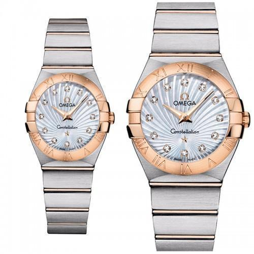 OMEGA CONSTELLATION 332 Couple