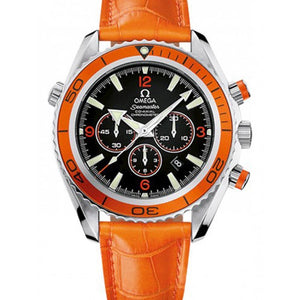 OMEGA LIMITED EDITION 007 ORANGE