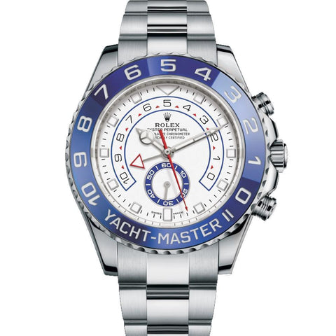 ROLEX YACHT-MASTER FULL SILVER