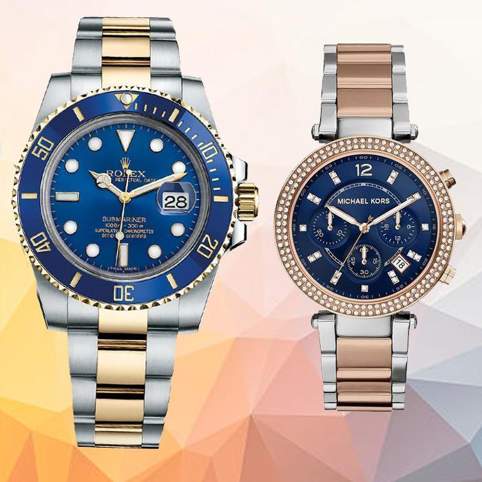 Rolex Submariner MK combo Collection 1242