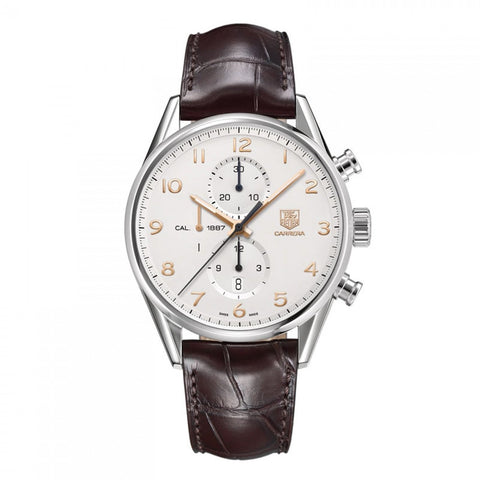 Tag Heuer Carrera Calibre 1887 Date and Chronograph Men's