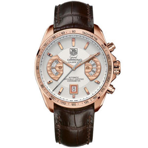 TAG HEUER MENS GRAND 17 WHITE