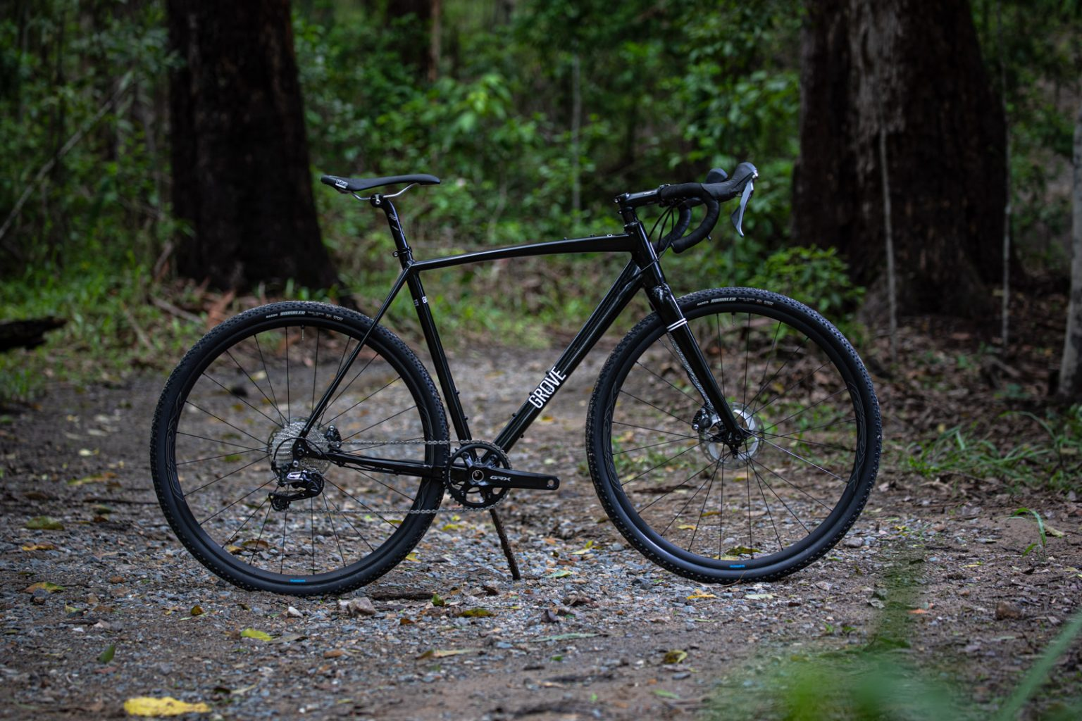 R.A.D Review: Cyclist Magazine test the R.A.D with Shimano GRX