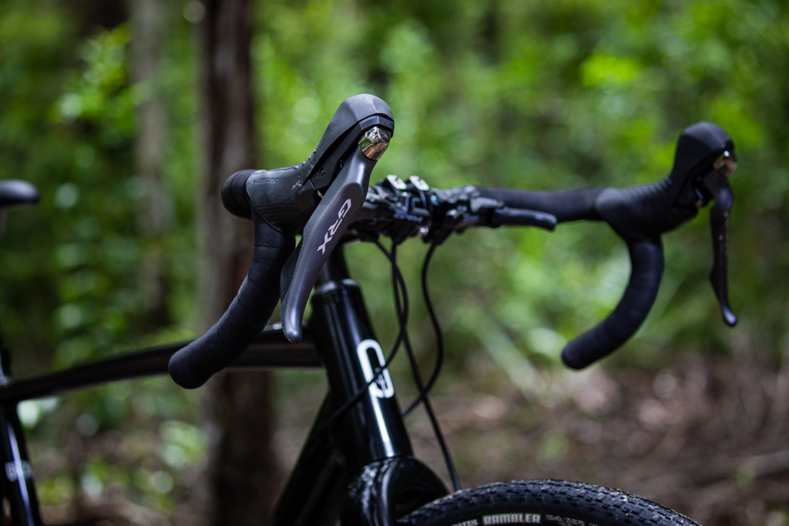 Cyclist magazine grove RAD review shimano GRX gravel cyclocross all-road