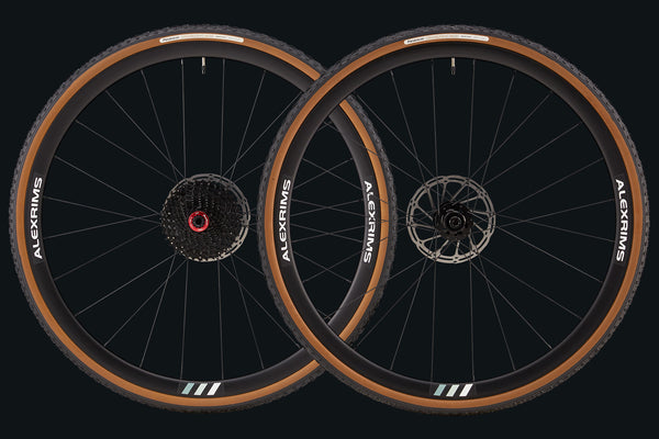 Grove Cyclocross 700x33C Alloy Wheelset