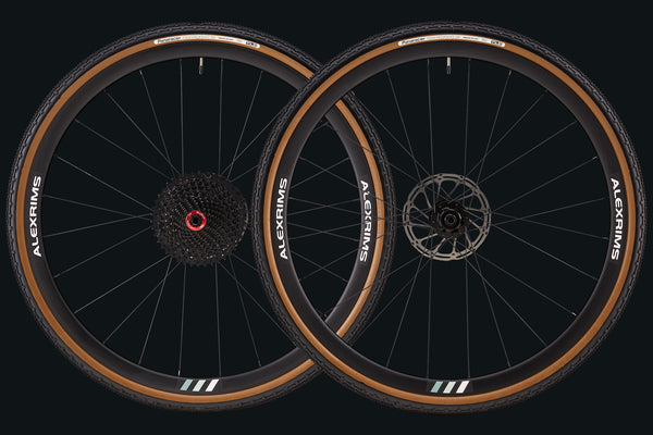 Grove Gravel 700x35C Alloy Wheelset