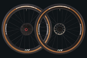 Grove Gravel Plus 650Bx48 Alloy Wheelset