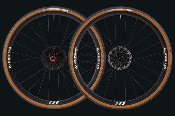 Grove Road 700x32C Alloy Wheelset