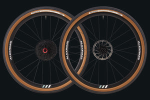 Grove Road Plus 650Bx48 Alloy Wheelset