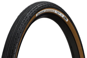 Panaracer GravelKing SK Tubeless Compatible 27.5×1.90 (650B×48) Brown/Black