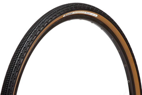 Panaracer GravelKing SK Tubeless Compatible 700x35C Brown/Black