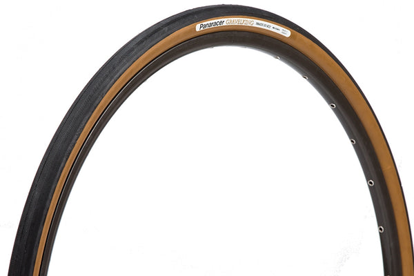 Panaracer GravelKing Tubeless Compatible 700x32C Brown/Black