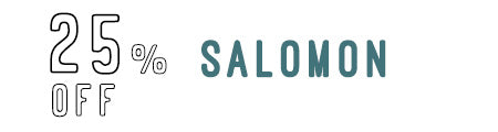 25% Off Salomon