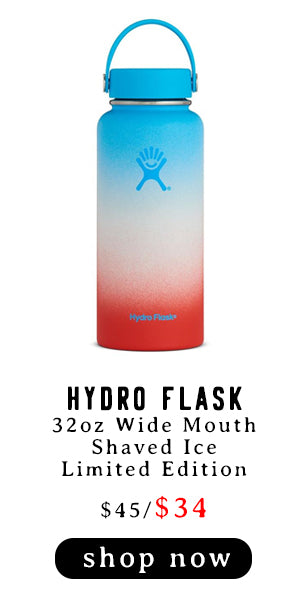 Hydro Flask 32oz Shave Ice Limited Edition Now 25% Off