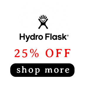 Hydro Flask 25% Off