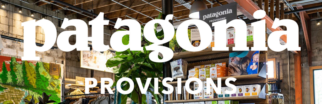 Patagonia Provisions banner