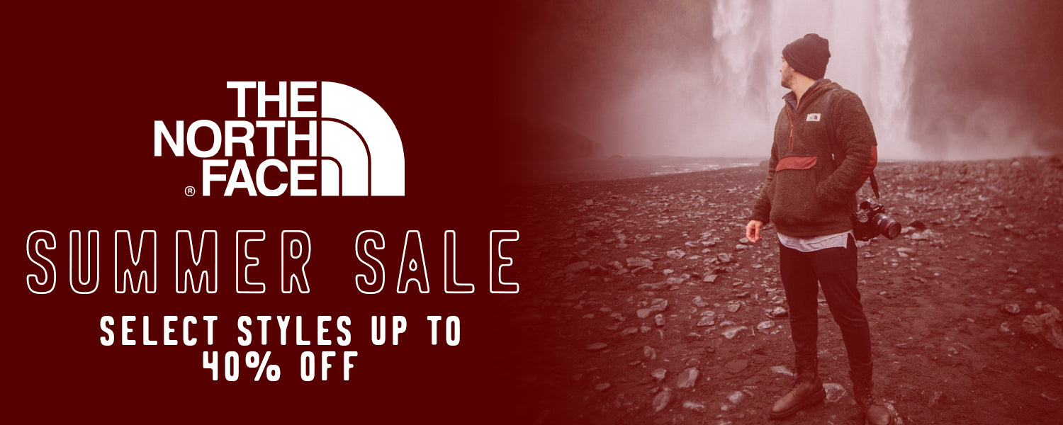 The North Face Summer Sale