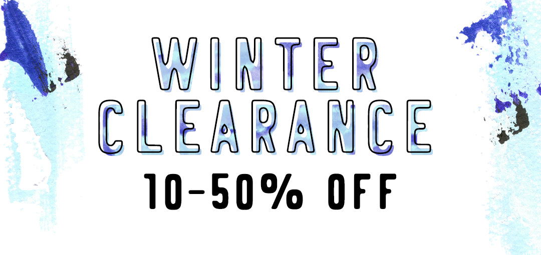 Winter Clearance 10-50%off