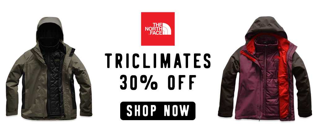 The North Face Triclimates