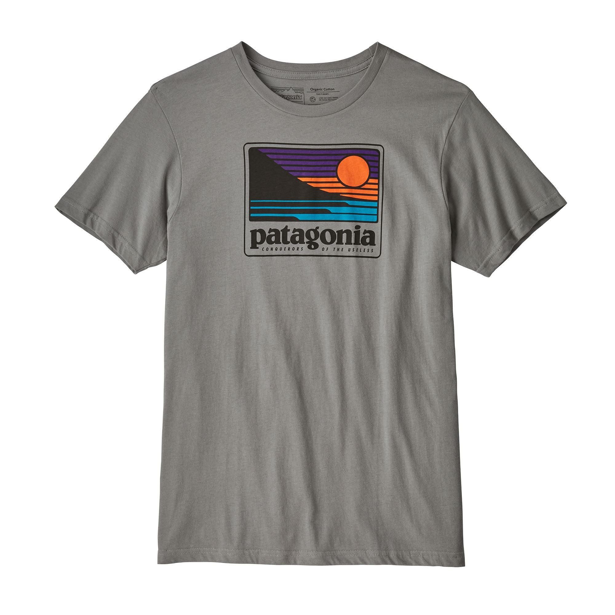 Patagonia Men's Up & Out Organic Cotton T-Shirt