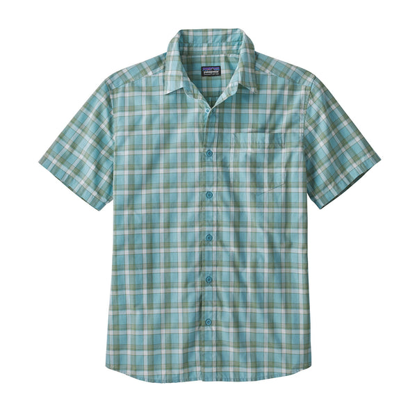 Patagonia Men's Short Sleeve Fezzman Shirt