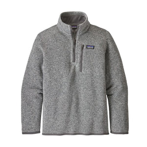 Patagonia Boys' Better Sweater 1/4 Zip Fleece