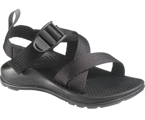 Chaco Kids' ZX1 Sandal - Black - OutdoorsInc.com