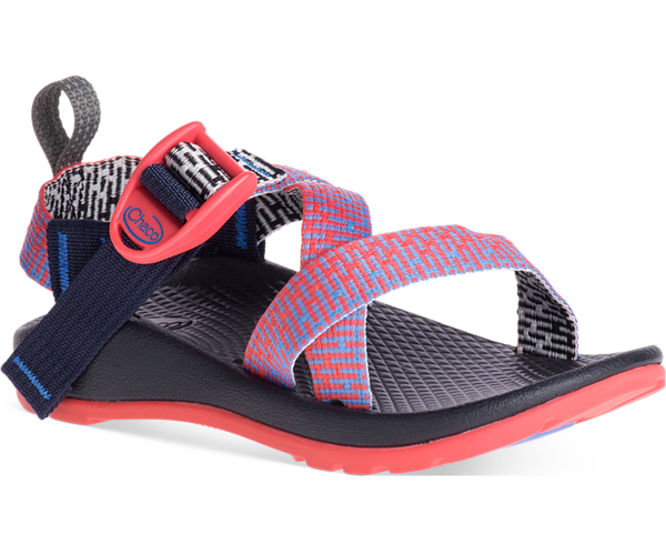 Chaco Kids' Z/1 EcoTread Sandal - Penny Coral