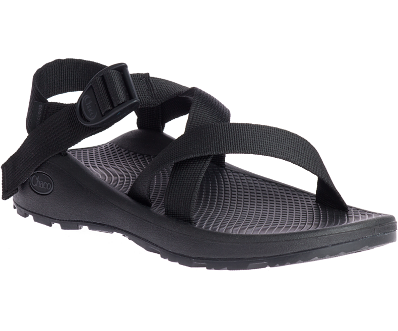 Chaco Men's Z/Cloud - Solid Black Wide