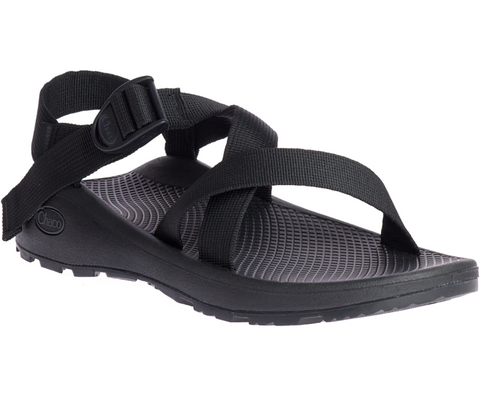 Chaco Men's Z/Cloud - Solid Black