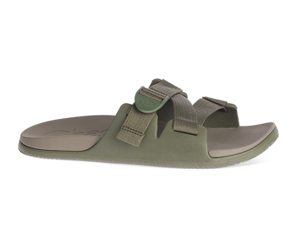 Chaco Men's Chillos Slide - Fossil