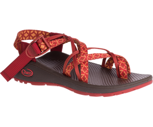 957f4070bbb5 Chaco Women s Z Cloud X2 Remix - Graph Peach - OutdoorsInc.com
