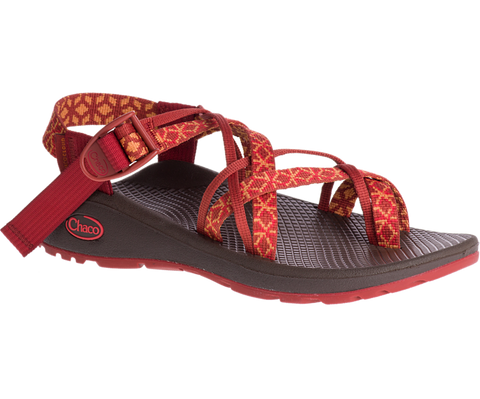 Chaco Women's Z/Cloud X2 Remix - Graph Peach - OutdoorsInc.com