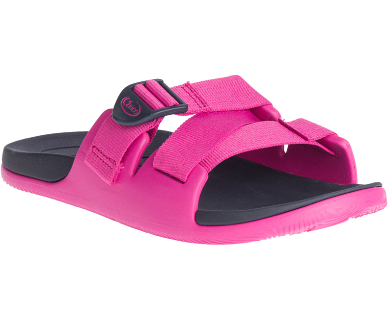 Chaco Women's Chillos Slide - Magenta