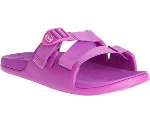 Chaco Women's Chillos Slide - Purple