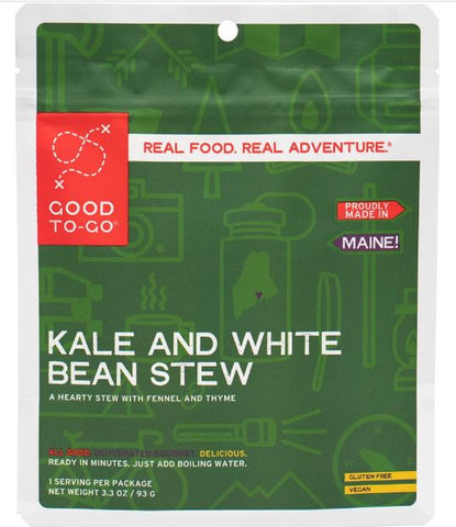 Good To-Go Kale and White Bean Stew 3.4oz